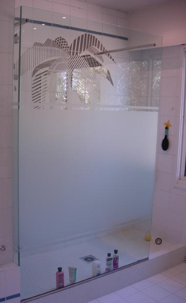 Sablart salle de bain for Pose d un pare douche