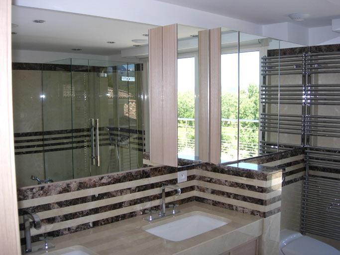 Sablart salle de bain - Habillage mur salle de bain ...